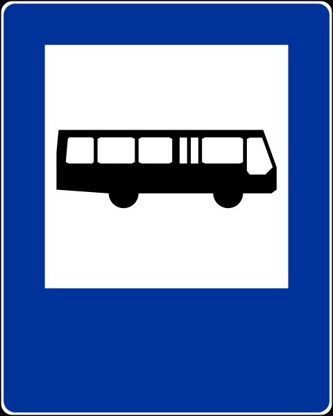 Autobus-znakD15