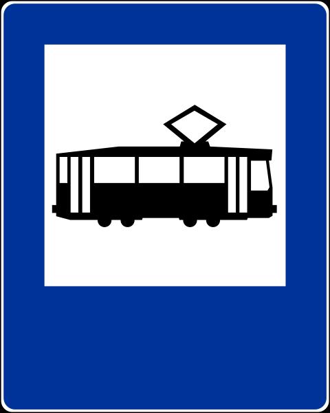 Tramwaj-znakD17